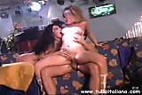 Priscilla Salerno Italian Threesome