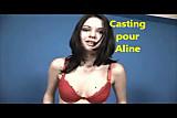 Casting pour Aline