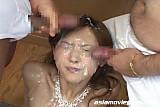 Mosaic: Moe Kimishima - Cum Facials Vol. 8
