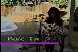 Kobe Tai - Her first anal scene