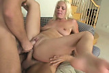 Missy Monroe fucks 2 European monster cocks