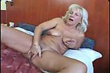 Joachim Kessef & Blonde Granny