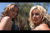 Miss Lady & Rachel Solari booty's vs C.J.:blk