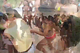 Brazilian Carnival Orgy 3!