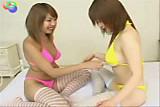 Hot Asian Lesbians Mixer Special