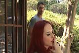 MZ.Berlin- Busty Redhead Goddess