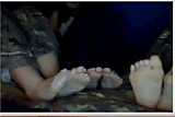 Feet size 9, 6 and 9 on Omegle