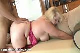 PAWG Mazzaratie Monica Fucks Huge Latino Dick