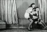 Betty Page - Catfight - Vintage Bondage