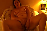 No Sound: My 60 years BBW Wife Rita is a real Cum Granny