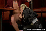 Piss; Guy pisses in her mouth