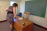 Big Ass Teacher Caught
